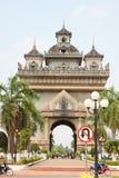 Temple in Laos. Stock Photos