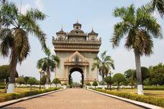 Temple, Laos. Stock Photos