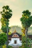 Temple in Laos Stock Photos