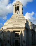 Temple in London, England, UK Stock Image