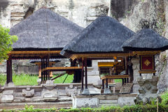 Temple - ltourist landmark in Bali Stock Photos