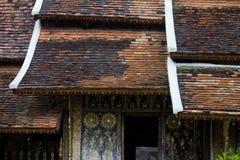 Temple @ Luang Prabang/ Laos Stock Photo
