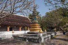 Temple in Luang Prabang Royalty Free Stock Photography