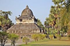 Temple in Luang Prabang, Laos Royalty Free Stock Photo