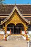Temple in Luang Prabang, Laos Stock Images