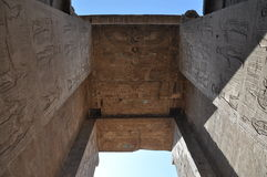Temple of Luxor Royalty Free Stock Images