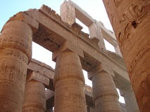 Temple of Luxor Stock Photography