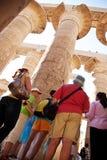 Temple in Luxor Stock Photos