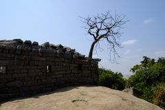 Temple Mahabalipuram. Rock-cut monuments in Mahabalipuram, Tamil Nadu Royalty Free Stock Photography