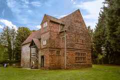 Temple Manor in Rochester, Kent, England Stock Photo