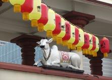 Temple mariamman de Sri Photographie stock libre de droits
