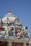 Temple mariamman de Sri Images libres de droits