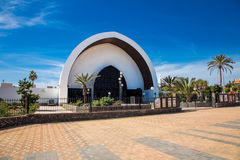 Temple in Maspalomas Royalty Free Stock Photo