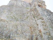 Temple maya photos libres de droits