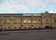 Temple Meads station in Bristol Royalty Free Stock Images