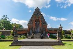 Temple Mengwi de Taman Ayun images stock