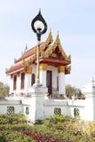 Temple_Mojoporprachin2. Temple in Prachinbury, Thailand stock photo