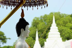 Temple. Or monastery is a Buddhist monastery in Thailand. As that of a monk And of worship of Buddhists stock image