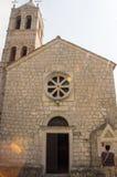 Temple in Monastery Rezevici in Montenegro royalty free stock image