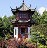 Temple/Montréal chinois photographie stock libre de droits