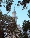 Temple mormon St George, UT de LDS photo libre de droits