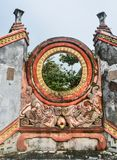 Temple of Mother Chua Ba Mu in Hoian, Vietnam stock photography