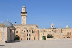 Temple Mount Стоковые Изображения RF
