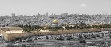 Temple Mount fotografia de stock royalty free