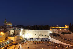 The Temple Mount in Jerusalem Royalty Free Stock Photos