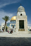 Temple Mount, Jerusalem Royalty Free Stock Photo