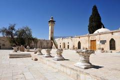 Temple Mount Jerusalem Royalty Free Stock Image