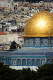 Temple Mount Jerusalem Royalty Free Stock Photo
