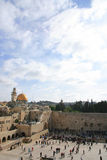The Temple Mount in Jerusalem Royalty Free Stock Photo