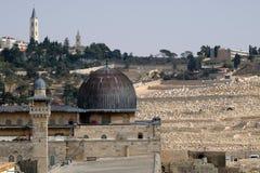 Temple Mount in Jerusalem. Stock Image