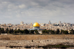 Temple Mount - Jerusalem Stock Images