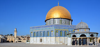 Temple Mount Stock Images