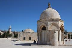 Temple Mount - Jerusalem - Israel Stock Photos