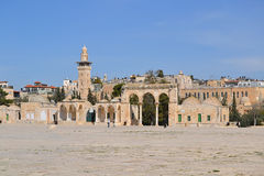 Temple Mount Royalty Free Stock Photos