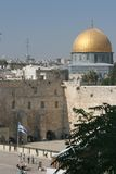 Temple Mount and Western Wall Royalty Free Stock Image
