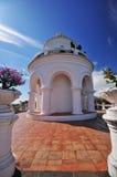 Temple on the mountain Stock Photo