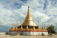 Temple of Myanmar Stock Photography