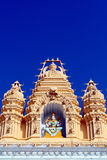 Temple in Mysore Palace Royalty Free Stock Image