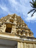The temple of Mysore palace in India Stock Images
