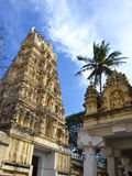 The temple of Mysore palace in India Stock Photos