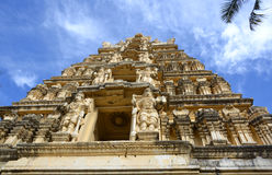 The temple of Mysore palace in India Royalty Free Stock Photography