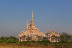 Temple in Nakhon Ratchasima Province Stock Photography