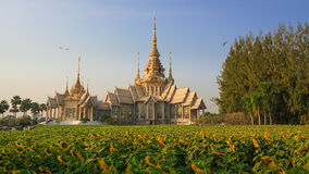 Temple in Nakhon Ratchasima Province Stock Photo