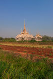 Temple in Nakhon Ratchasima Province Stock Image