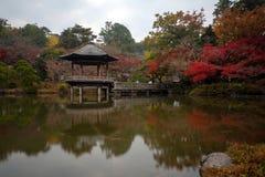 Temple Narita de Naritasan Images stock