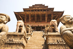 Temple, Nepal Royalty Free Stock Image
